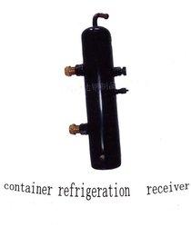 container refrigeration receiver