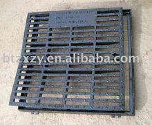 cast iron grate,ductile iron grille