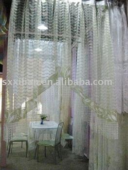 faille drapery/ window curtains