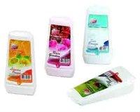 100g new design flower scent gel boat Air freshener gel