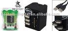 BESTART- USB 2.0 Hub, 4 Ports