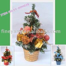 artificial christmas tree,mini christmas tree,christmas tree