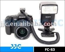 JJC TTL Off-Camera Shoe Cord for SONY ALPHA Series & Minolta Maxxumseries camera with SONY/Minolta flash