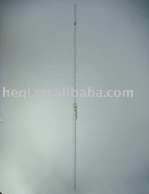 Volumétrica de la pipeta bombilla( clase un)