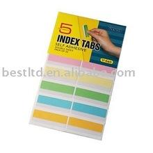 Index label