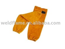 golden leather sleeves 9116 CE approved