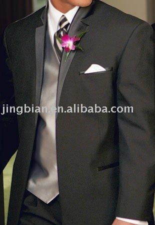 See larger image 2010 Stylish Wedding Men Suit ZP128