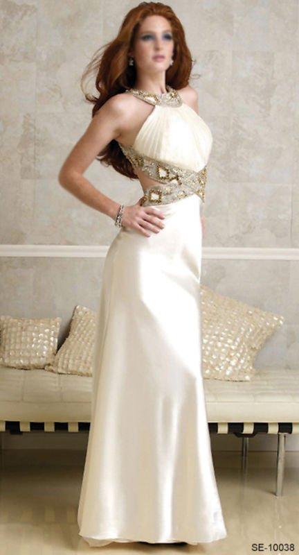 long elegant prom dresses. elegant long prom dress 2010