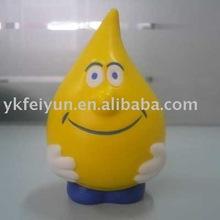 Water drop stress ball