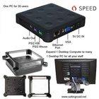 SPEED-3100B,network pc station,mini pc case