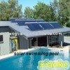 فراغ أنبوب سخان المياه بالطاقة الشمسية