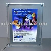LED Acrylic Advertising light box