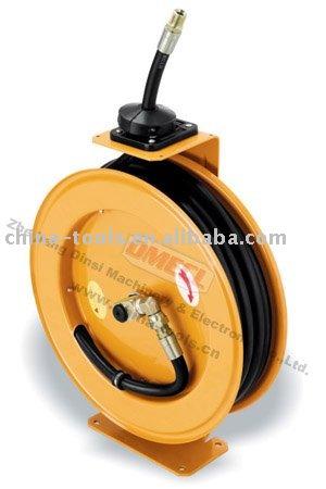 Retractable High Pressure Grease Hydraulic Oil Hose Reel - Buy Oil