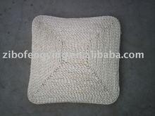 elegant comfortable manual woven indoor&outdoor mat