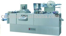 DPB-250C Servo Photoelectric Color Code Checking Flat Plate Auto Blister Packing Machine