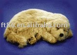Event and Party Supplies synthetic fur sleeping dog