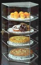 acrylic cake holder, cake display stand