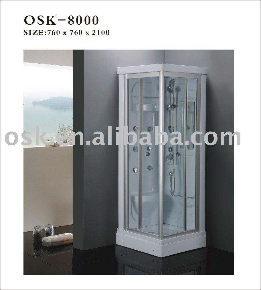 Petite salle de douche cabine de douche petite petite douche 76 76 70 70 salle de douche for Petite cabine de douche