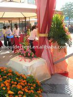 Flower wedding tentt