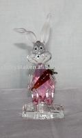 crystal rabbit,crystal animal