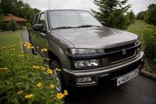Plutus Double Cabin RHD Diesel Pickup car