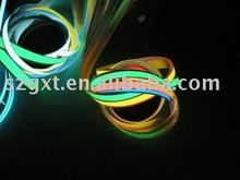 EL stripe with different light color