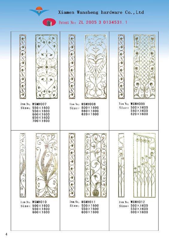Wooden Exterior Interior French Steel Metal Fiberglass Doors Miami