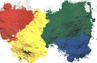 Chrome Yellow pigment--pigment powder