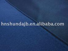 golden velvet/polyester fabric