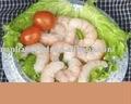 Garnelefleisch