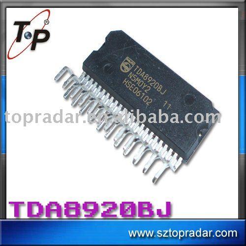 tda8920bj circuito integrado