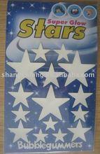 Glow In Dark Sticker/Star Sticker