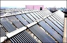high pressure solar collectot