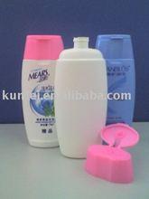 200 ml en plastique gel douche bouteille, Pe shampooing bouteille, Pe bouteille de shampoing ( A-34 )