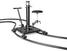 4 Legged Spider Dolly w/ Track Wheels