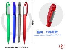 4-2 logo printed Plastic Pens
