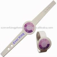 Patented Solar UV Sensor Bracelet UV Tester Wristband UV Watch Gift & Premium