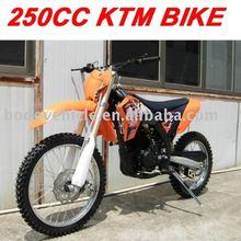 250CC KTM MOTORCYCLE