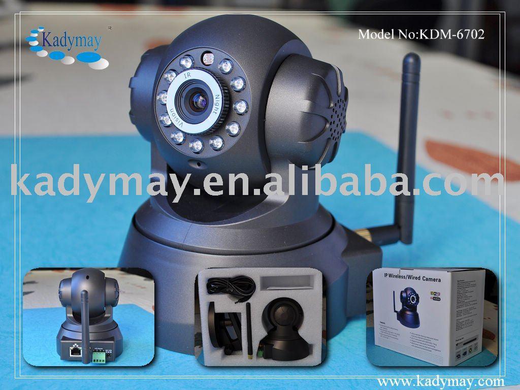 Pan Tilt Network Camera