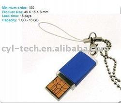 Micro Usb flash disk computer accessories