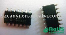 14-Pin, Flash-Based 8-Bit CMOS Microcontrollers