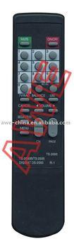 REMOTE CONTROL ASR1873 TECHNOSAT TS-2000B TS-2500 DIGISAT DS-2000