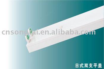 T8 fluorescent lamp lighting bracket holder base lamp fixture,lamp fitting