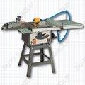 """Sb200ds 8"""" sierra de mesa con la tabla de desplazamiento 1100w con 600 mm rip fence"""