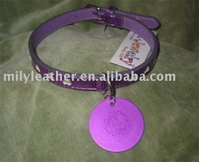 MLP-002 Leather Pet Jewelry