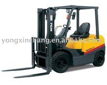 New forklift trucks