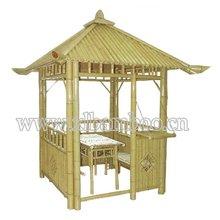 bamboo gazebo/pavilion/house