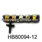 Religion Bracelets, Hematite Bracelets, Christianism Bracelets (HB80094-12)
