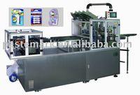 Battery packing machine/paper plastic packing machine