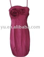 2012 Summer Sexy Red Off Shoulder dress